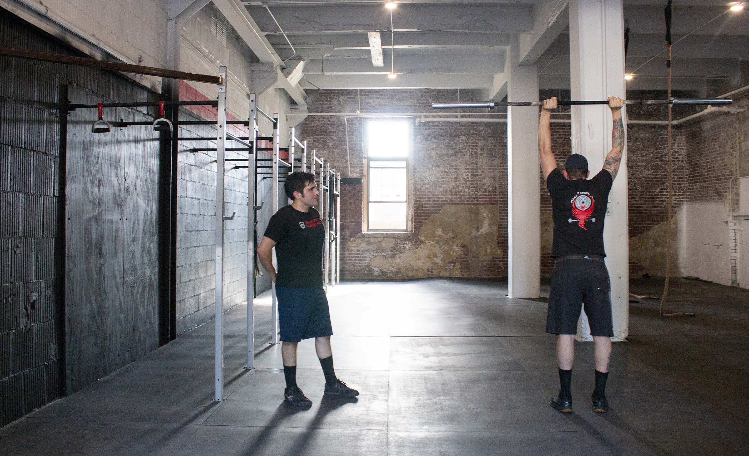 CrossFit Fosters New Health and Fitness Facility in