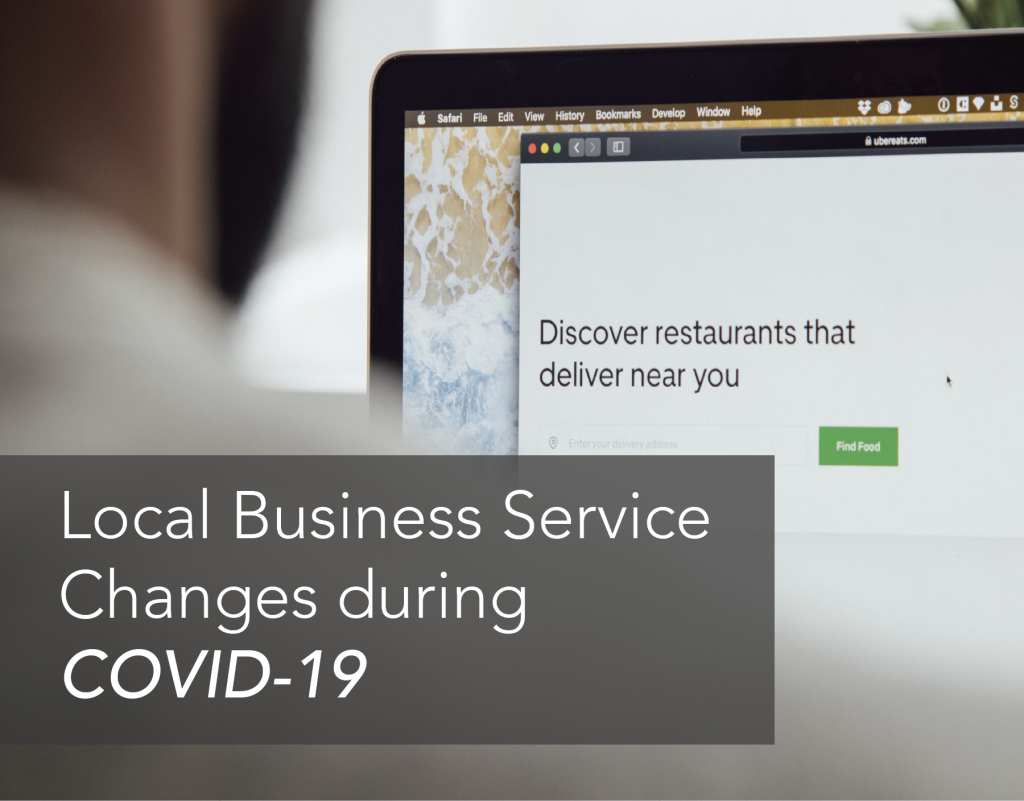 Business Changes During COVID-19