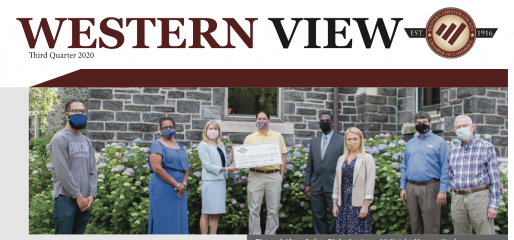 Western View Newsletter 3rd Quarter