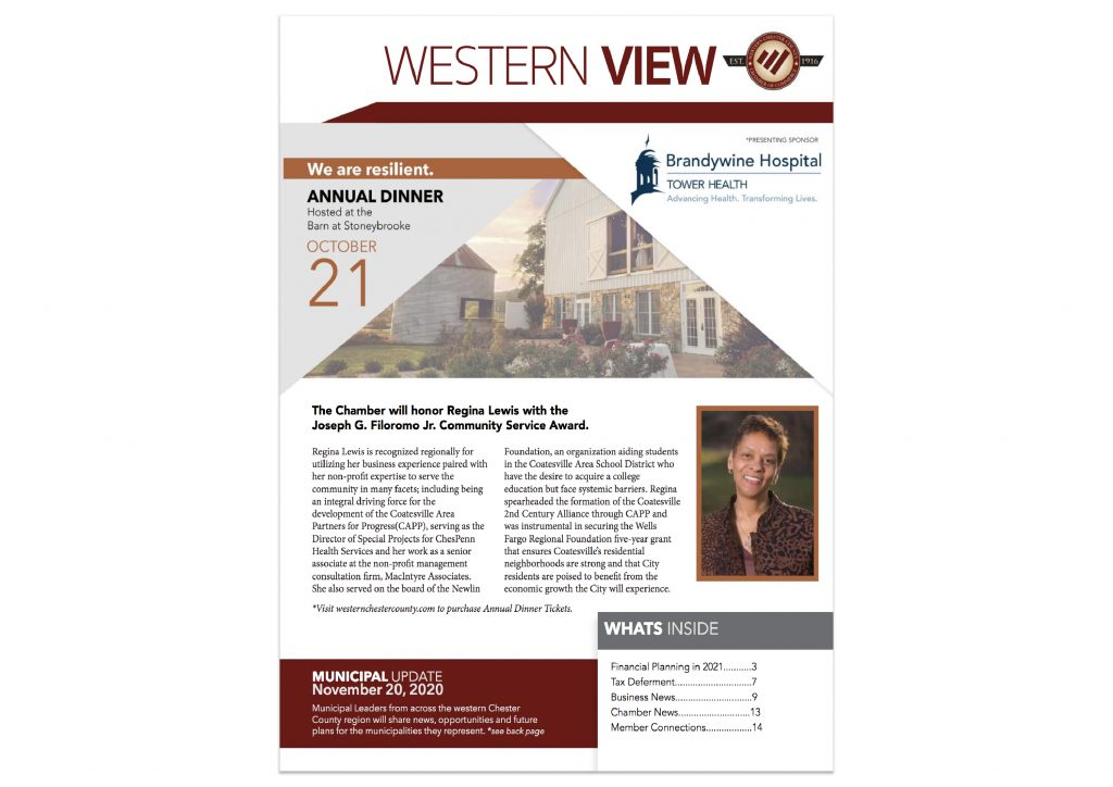 Western View Newsletter Fourth Quarter